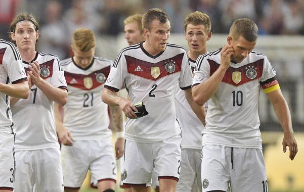 Quiere levantar cabeza. Después de la derrota por 4-2 frente a Argentina