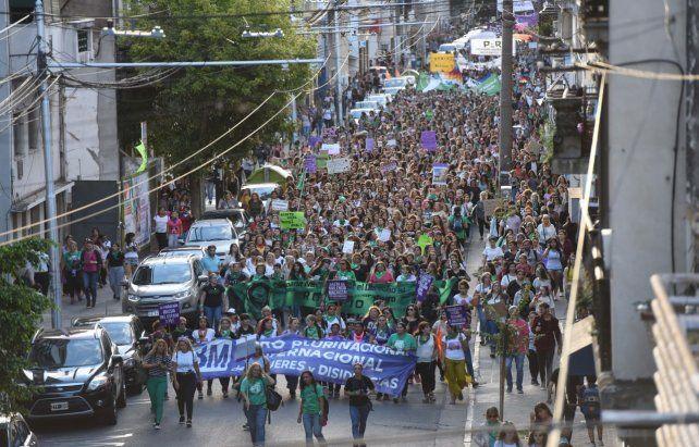 Prevén una masiva marcha esta tarde hacia el Monumento