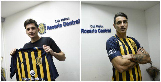 Parot ya se instaló en Rosario tras hacer la mudanza desde Chile. Zampedri llega con muy buenos pergaminos.