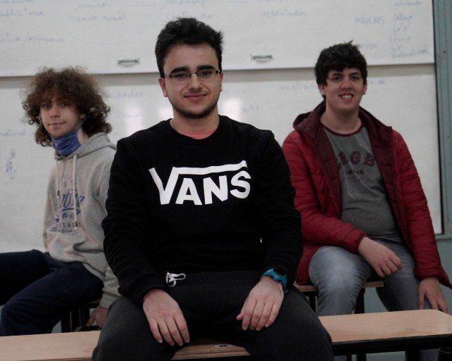 Son del Politécnico y se destacaron en un certamen iberoamericano de informática