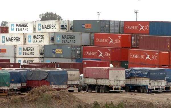 Saldo. Las exportaciones crecieron 4%