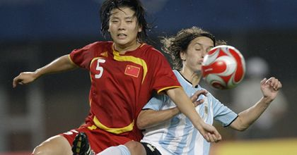 Las chicas del fútbol se despidieron con una derrota ante las locales