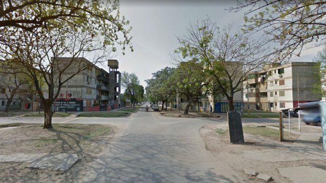 El ataque ocurrió en Pedro Lino Funes y Cerrito.