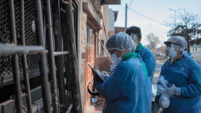 Se reportaron 3.596 nuevos contagios de coronavirus en Argentina y 15 muertes