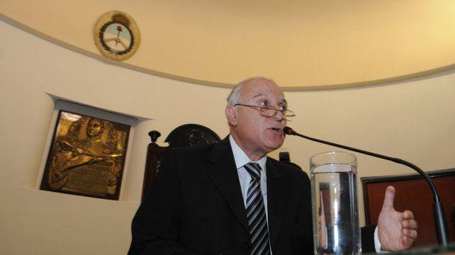 El 3 de marzo de 2011 Lifschitz abre por última vez como intendente las sesiones del Concejo Municipal.