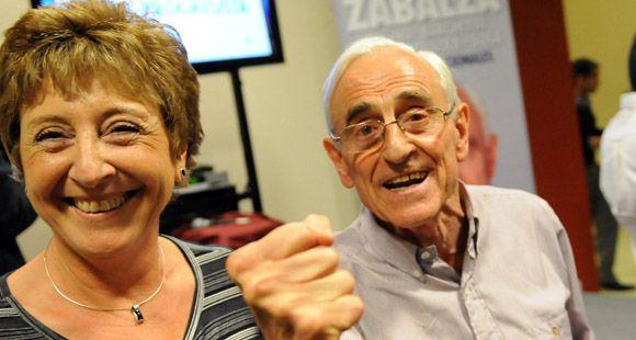 Zabalza, muy satisfecho con los cinco diputados: Somos un movimiento joven