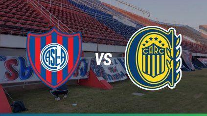 Central tiene un desafío importante ante San Lorenzo, en el único frente que le queda abierto.