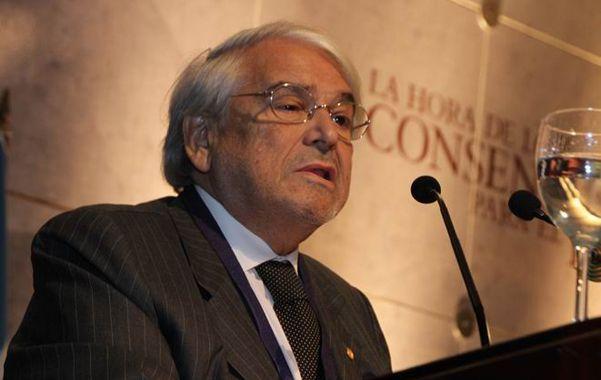 El presidente de la Unión Industrial Argentina (UIA)
