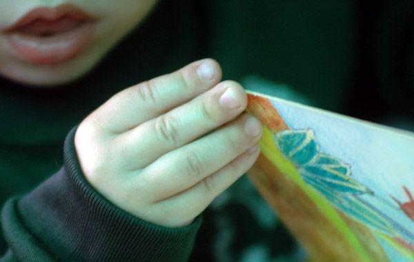 Derechos. El plan busca brindar cuidado y atención a los más pequeños. (foto: Celina Mutti Lovera)