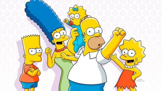 Una familia muy normal. Los Simpson tendrán su maratón.