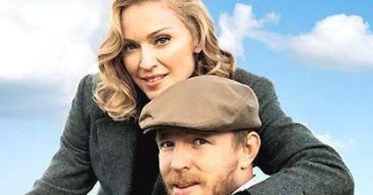 Madonna y Guy Ritchie, contentos por el acuerdo de divorcio