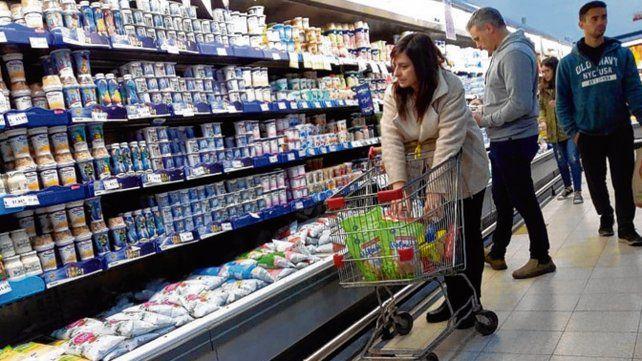 El Ipec registró una baja en el índice de precios al consumidor de octubre.