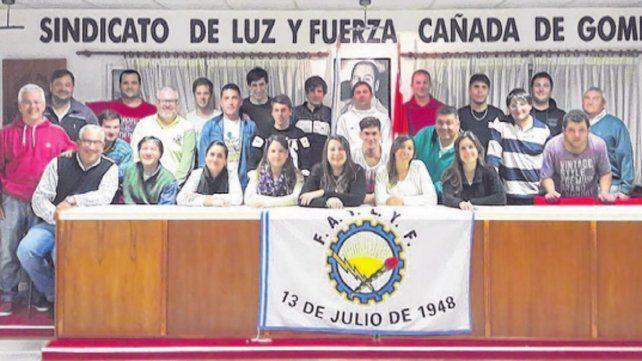 El Sindicato de Luz y Fuerza de Cañada de Gómez festejará sus 70 años de vida