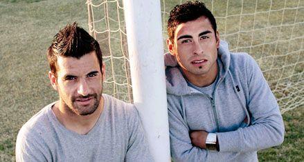Ferrari y Carrizo jugaron juntos por primera vez y fueron figuras en Central
