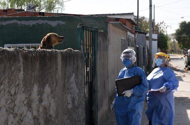 Rosario registró el récord de fallecidos por coronavirus en un día