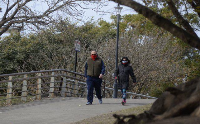 Las bajas temperaturas no impedirán disfrutar del fin de semana en los parques de Rosario.