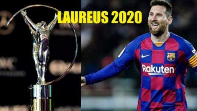 Otro premio para Messi