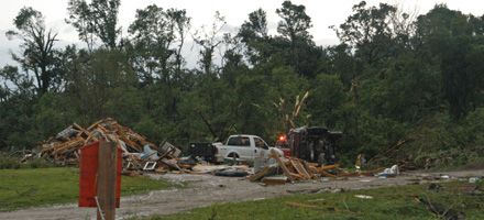 EEUU: un tornado causó cuatro muertos en un campamento scout