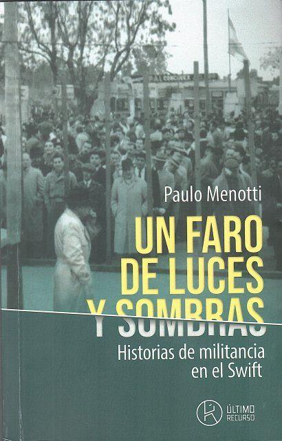 La portada del libro de Paulo Menotti.