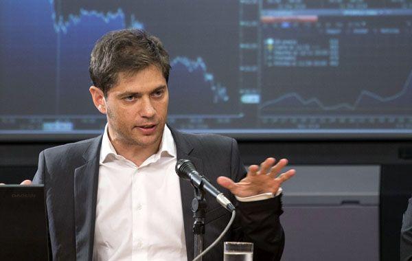 Kicillof acusó a Griesa de intentar extorsionar al país impidiendo cobrar a los bonistas del canje.