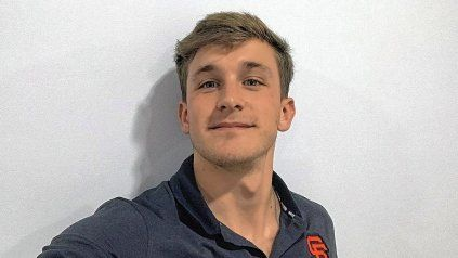 Pablo Zaffaroni, el chico de la vara alta, pasó por La Selfie