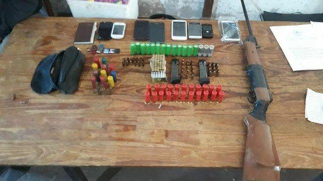 Allanamientos. El 25 de marzo fueron detenidos 24 policías en Santa Fe.
