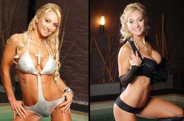 Prometió ir en bikini a la popular de San Lorenzo para que Tinelli le dé trabajo