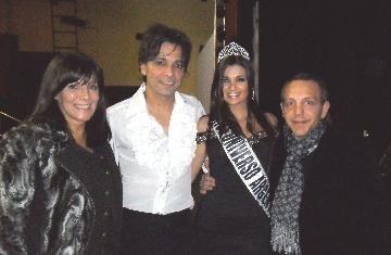 Martín Bossi será miembro del jurado Miss Universo 2011