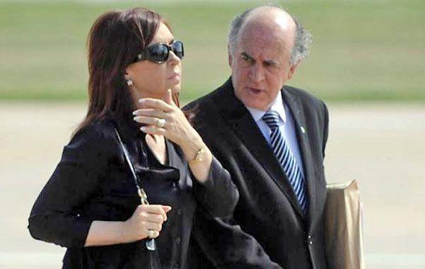 """Oportunidad. El secretario General de la Presidencia dijo que Cristina volverá """"cuando lo sienta oportuno""""."""