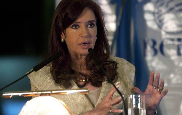 Cristina aceptaría cambios para la nueva ley de hidrocarburos