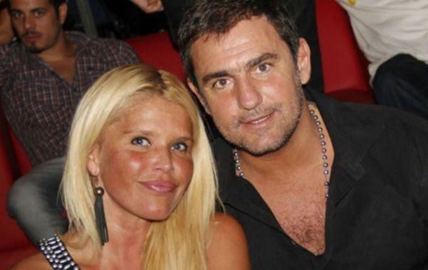 Aquellos buenos viejos tiempos. Nazarena Vélez y Fabián Rodríguez se conocieron en 2010 y se casaron.