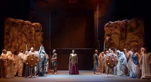 Nabucco en el teatro El Círculo, un clásico de la ópera que llegó del desierto