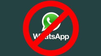 Qué es y cuánto dura una suspensión temporal en WhatsApp