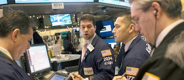 Alivio. Los traders de la Bolsa neyorquina respiraron tras el pacto en EEUU.