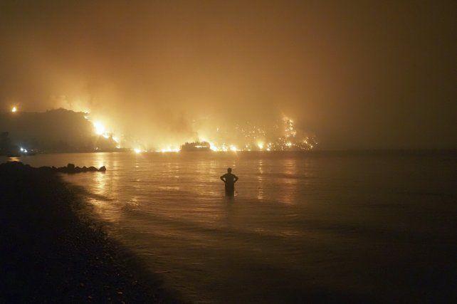 Los terribles incendios que asolaron Grecia durante julio son una prueba más del calentamiento global.
