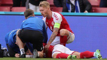 Eriksen permanece estable y seguirá internado para hacerle estudios médicos