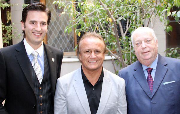Abogados al ruedo. Raúl Sancho Eiras y Adolfo Alvarado Velloso