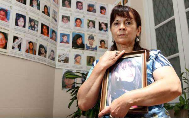 Susana Trimarco se reunió este mediodía con la intendenta Mónica Fein y le pidió colaboración en su lucha.