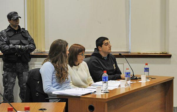 Lacuadra había sido condenado en junio pasado a once años. (M.Bustamante)