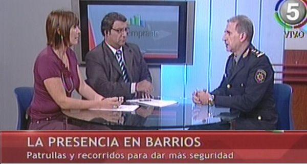 Policia Miranda Canal 5