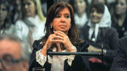 La vicepresidenta Cristina Fernández de Kirchner fue sobreseída en la causa del Memorándum con Irán.
