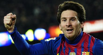 Messi armó otro festival de goles en la goleada del Barsa sobre Valencia