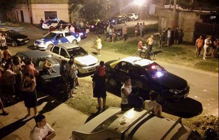 El taxista Eduardo Piris tenia 40 años y fue asesinado en Gutenber e Ituzaingó.