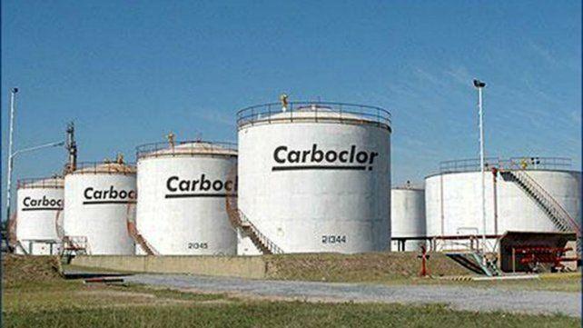 La petroquímica Carboclor.