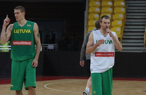 Javtokas, figura de Lituania, se pierde los Juegos por una fractura en el pie