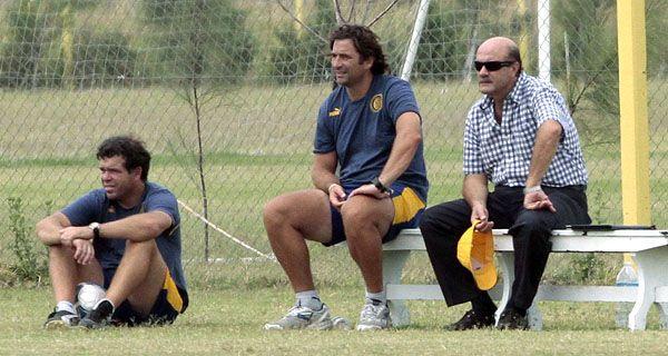 Pizzi: Nuestro objetivo no es estar primeros, nuestra meta es ascender