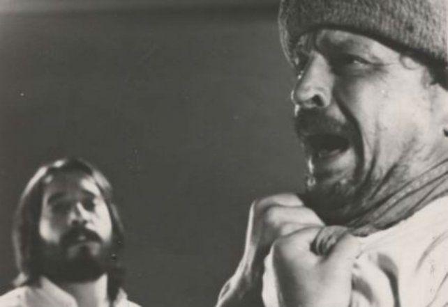 Allá por 1984. Llopis y Lenski.