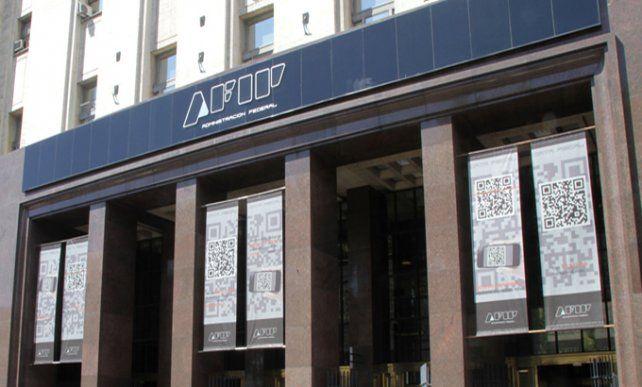 Servicio web de Afip para declaración de la renta financiera