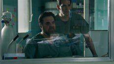 Carlos Portaluppi e Ignacio Rogers interpretan a dos enfermeros en conflicto en la sala de terapia intensiva de un sanatorio.