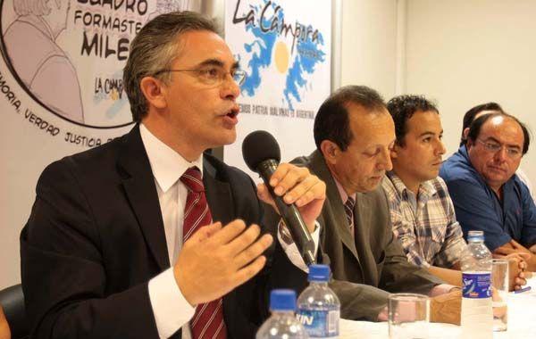 El diputado kirchnerista Remo Carlotto es autor del proyecto.